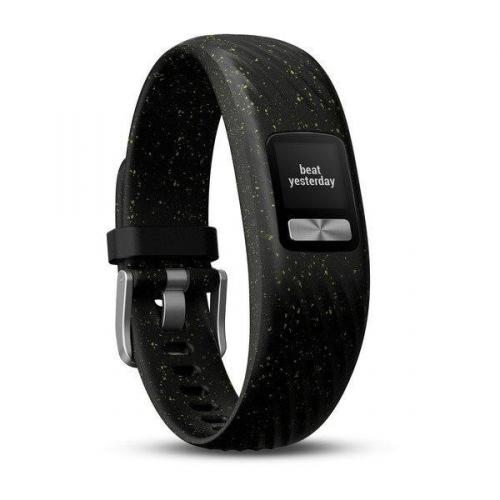 Fitness náramek Garmin vívofit4 (velikost S/M) Speckle černý