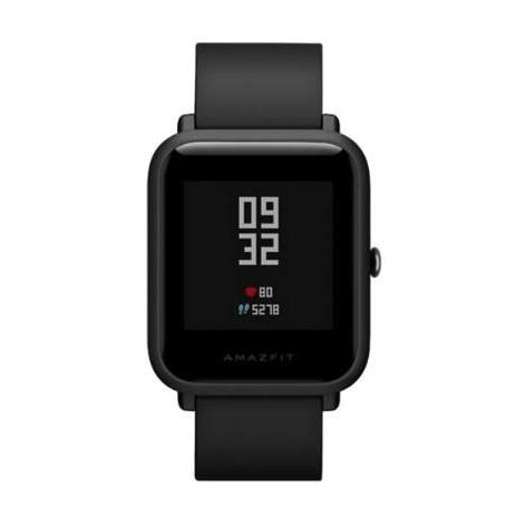 Chytré hodinky Xiaomi Amazfit Bip černý