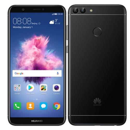 Mobilní telefon Huawei P smart Dual SIM černý + dárek