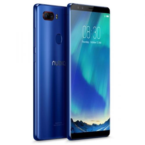Nubia Z17s DualSIM 128 GB + dárek