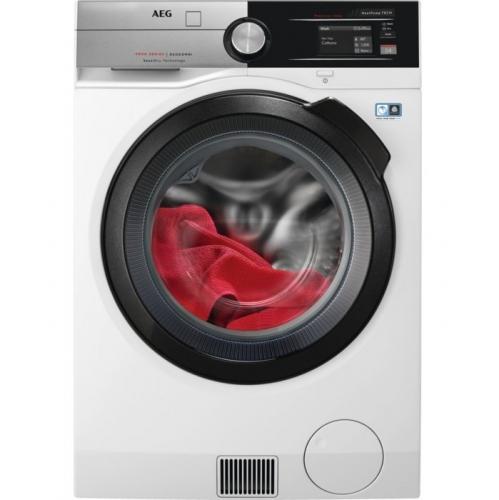 Automatická pračka se sušičkou AEG SensiDry® L9WBA61B bílá + DOPRAVA ZDARMA
