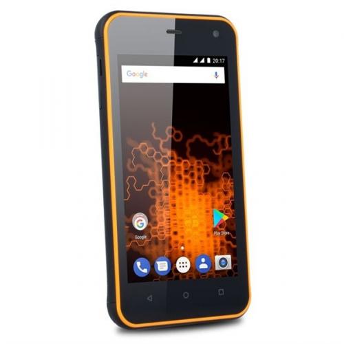myPhone HAMMER ACTIVE Dual SIM oranžový