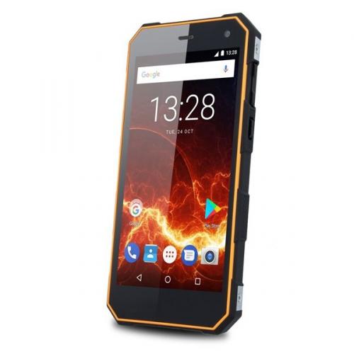 myPhone HAMMER ENERGY 3G Dual SIM černý/oranžový