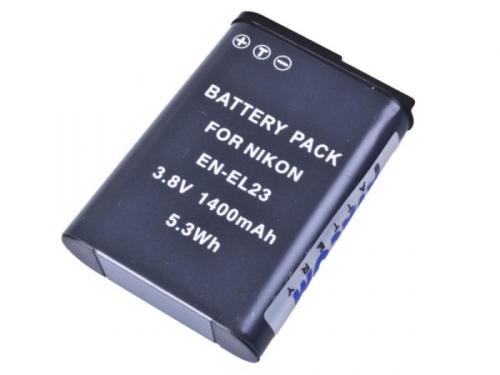 Avacom pro Nikon EN-EL23 Li-Ion 3.8V 1400mAh