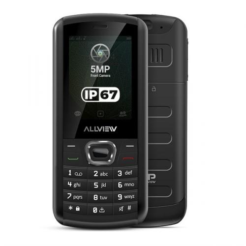 Allview M9 Jump Dual SIM černý
