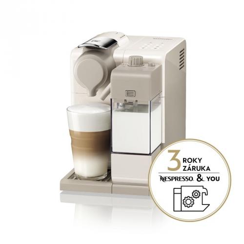 Espresso DeLonghi Nespresso Lattissima Touch EN560.W bílé + DOPRAVA ZDARMA