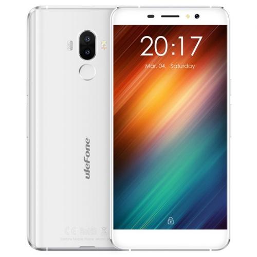 UleFone S8 Dual SIM bílý