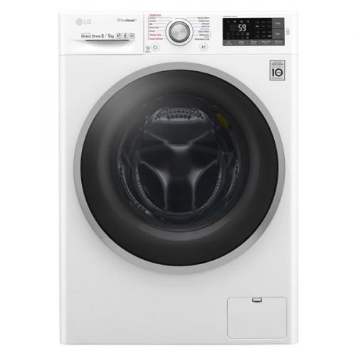 Automatická pračka se sušičkou LG F84J7TH1W bílá + DOPRAVA ZDARMA