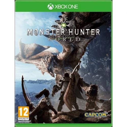 Capcom Xbox One MONSTER HUNTER: WORLD