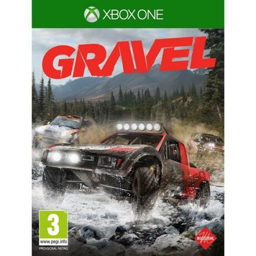 Milestone Xbox one Gravel