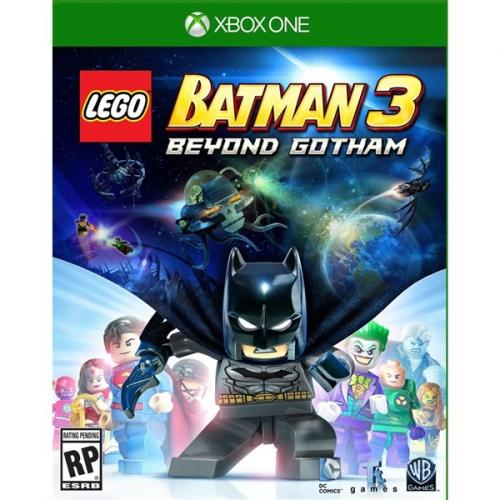 Ostatní XBOX One LEGO Batman 3: Beyond Gotham
