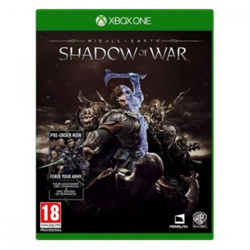 Ostatní Xbox One Middle-earth: Shadow of War