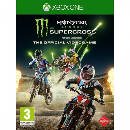 Milestone XBOX ONE Monster Energy Supercross