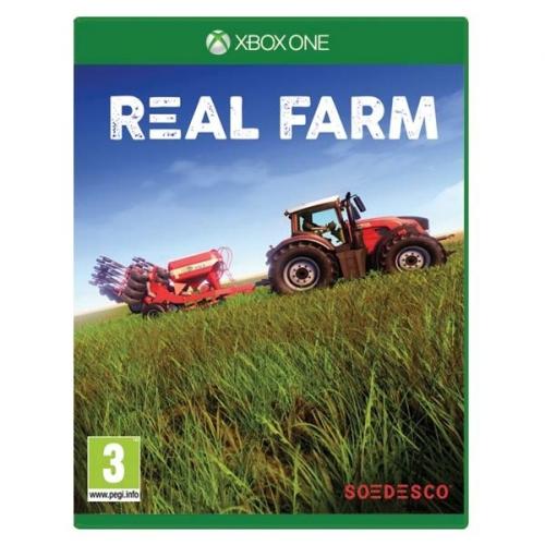 SOEDESCO XBOX ONE Real Farm