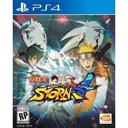 Ostatní PS4 - Naruto Shippuden: Ultimate Ninja Storm Trilogy