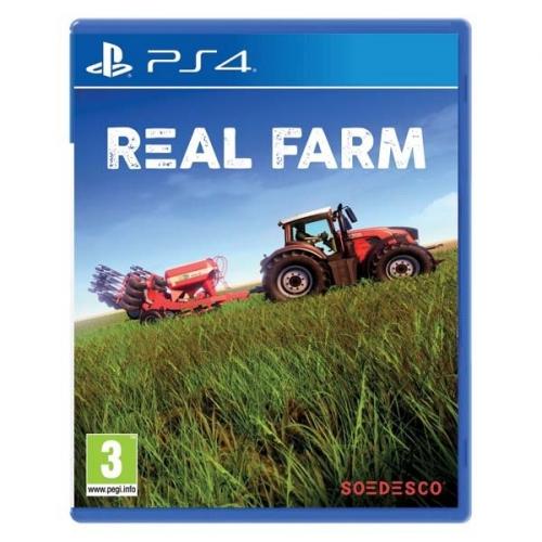 SOEDESCO PS4 Real Farm