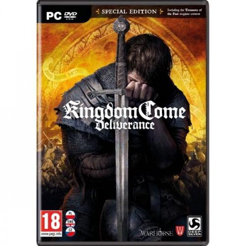 Fotografie WARHORSE PC Kingdom Come: Deliverance