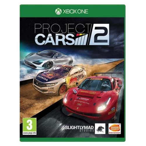 Bandai Namco Games Xbox ONE Project CARS 2
