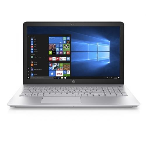 Notebook HP Pavilion 15-cc103nc stříbrný