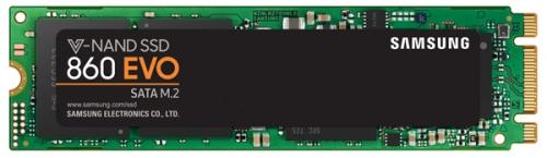 Samsung EVO 860 1TB M.2 černý