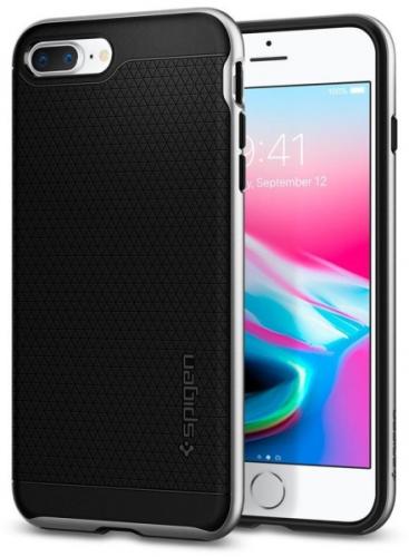 Spigen Neo Hybrid 2 pro Apple iPhone 7 Plus / 8 Plus stříbrný