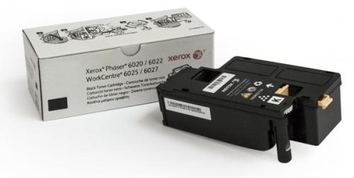 Xerox 106R02761 pro tiskárny Phaser 6020/6022, WorkCentre 6025/6027 1000 str. černý