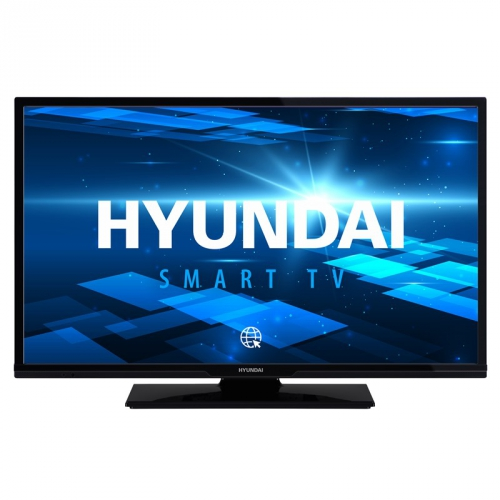 Televize Hyundai HLR 24TS470 SMART černá + DOPRAVA ZDARMA