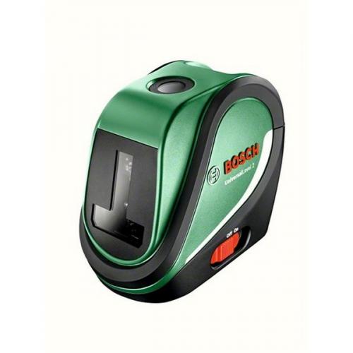 Křížový laser Bosch UniversalLevel 2 + stativ
