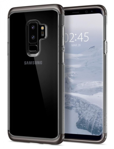 Fotografie Spigen pro Samsung Galaxy S9+ - metal