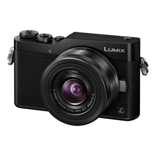 Panasonic Lumix DC-GX800 + 12-32mm černý