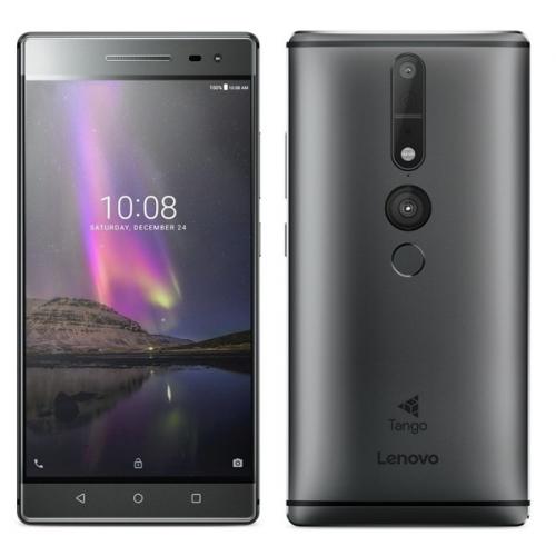 Mobilní telefon Lenovo Phab 2 Pro Dual SIM Grey + DOPRAVA ZDARMA