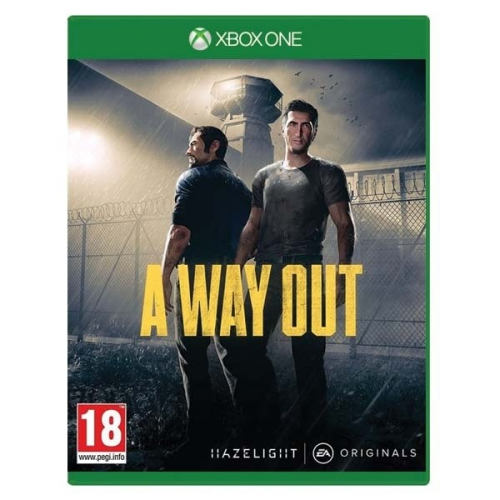 Fotografie EA A Way Out