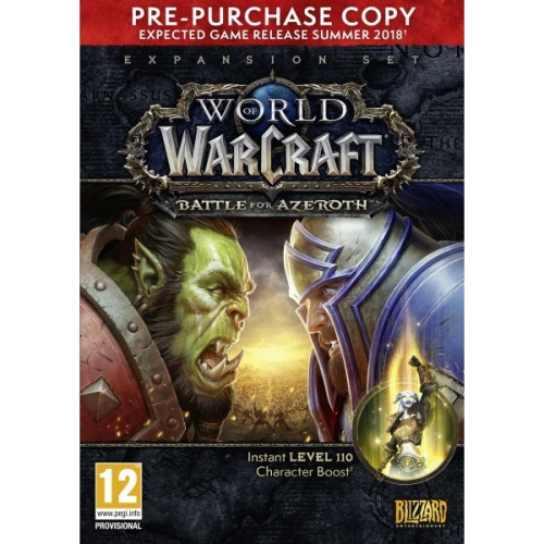 Blizzard World of Warcraft Battle for Azeroth PPO Box