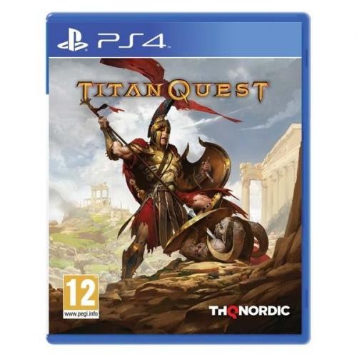 THQ Nordic PS4 Titan Quest