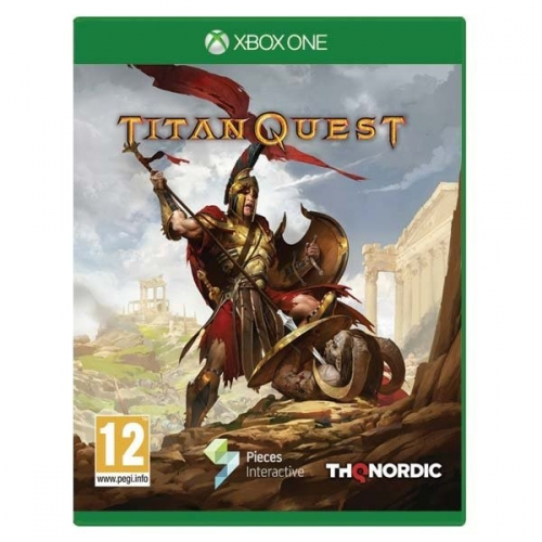 THQ Nordic Xbox One Titan Quest