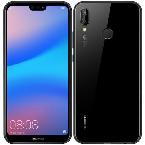 Mobilní telefon Huawei P20 lite černý