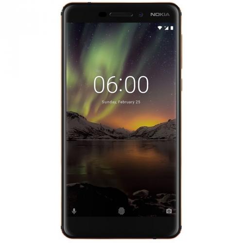 Nokia 6.1 Single Sim + dárek