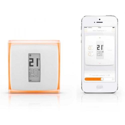 Fotografie Netatmo Thermostat Wi-Fi termostat pro iOS/Android zařízení