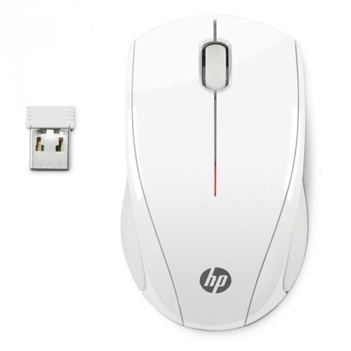 HP X3000 bílá