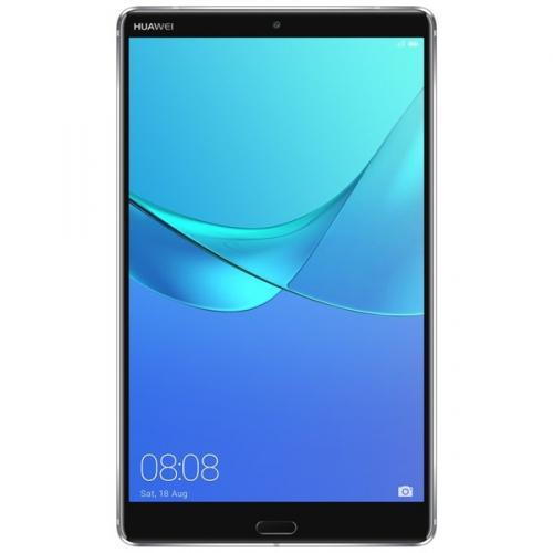 Huawei MediaPad M5 LTE šedý + dárek
