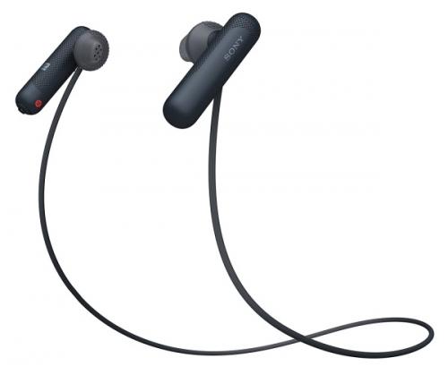 Sluchátka Sony SP500 černá