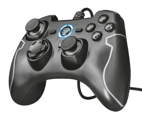 Trust GXT Gaming 560 Nomad černý