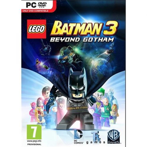 Ostatní PC LEGO Batman 3: Beyond Gotham