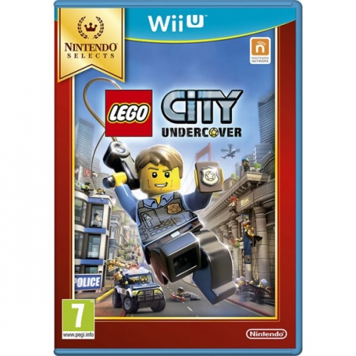 Nintendo WiiU LEGO City Undercover Selects