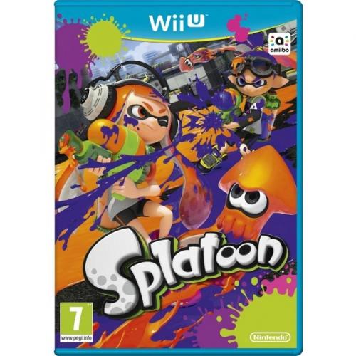 Nintendo WiiU Splatoon