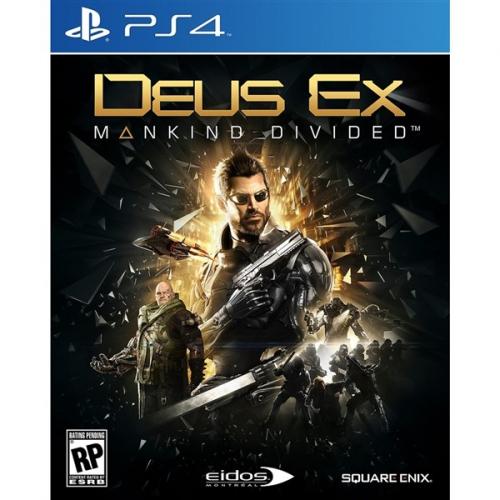 Ostatní PS4 Deus Ex: Mankind Divided