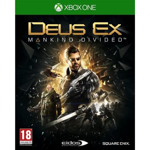 SQUARE ENIX Xbox One Deus Ex: Mankind Divided