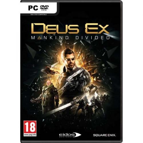SQUARE ENIX PC Deus Ex: Mankind Divided