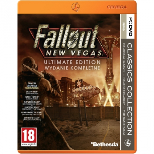Bethesda PC CC Fallout New Vegas Ultimate Edition