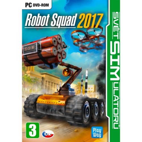 PlayWay PC SIM: Robot Squad 2017